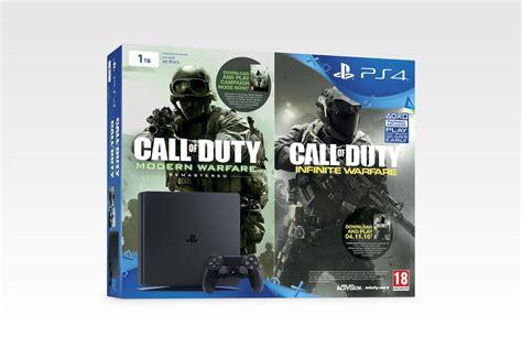 Kaset Pa4 Call Of Duty Infinite Warfare ps4 packs con call of duty infinite warfare y dogs
