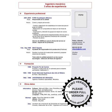 Plantillas De Curriculum Vitae Modernas 110 Plantillas Modernas Y Elegantes Para Curr 237 Culum Vitae Word Su Asesoria