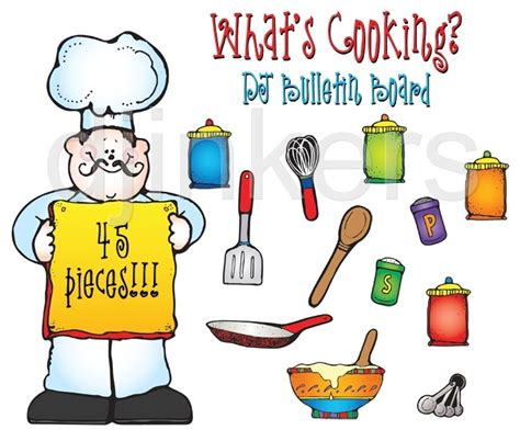 what s cooking in your classroom decorate with this