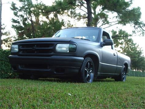 mazda truck models 1996 mazda b series pickup image 9