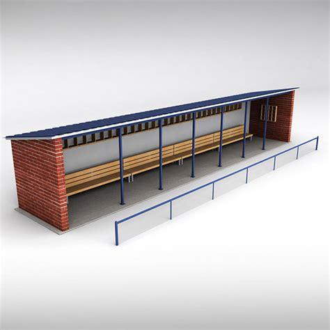 dugout bench plans baseball stadium dugout bench by kr3atura 3docean