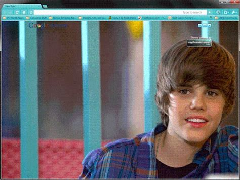 themes google chrome justin bieber 6 amazing justin bieber chrome themes brand thunder