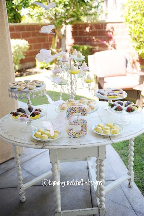 baby shower dessert table ideas tablescapes