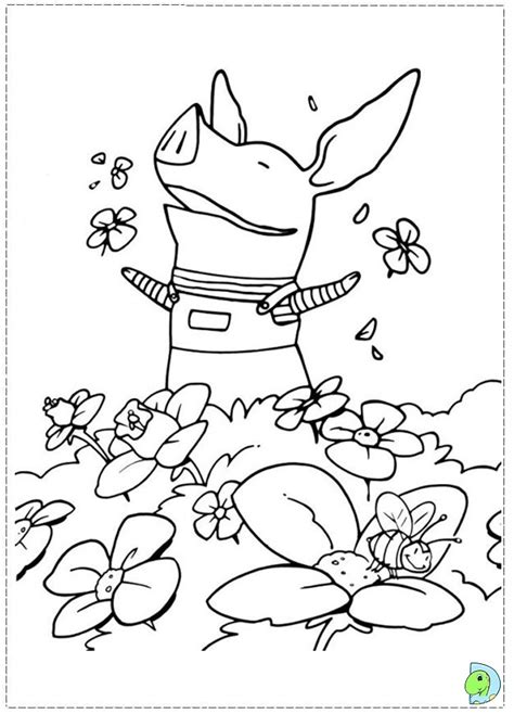 olivia printable coloring pages az coloring pages