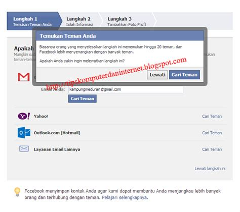 syarat membuat akun facebook cara membuat facebook fanspage group tutorial fb