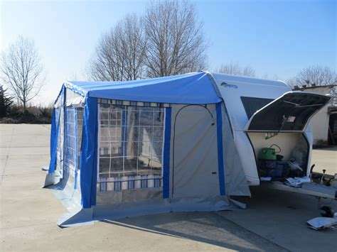 verande usate per roulotte tende per veranda roulotte design casa creativa e mobili