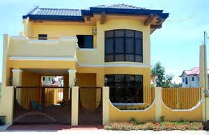 2 Storey House Plans Philippines With Blueprint 2 Storey Simple Home Design Philippines House