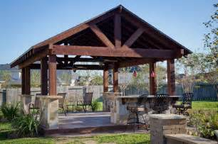 patio structure outdoor patio structure for entertaining in katy tx