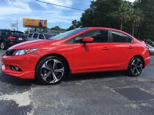 honda civic sedan gasoline florida with pictures