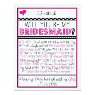 will you be my bridesmaid templates will you be my bridesmaid cards will you be my bridesmaid
