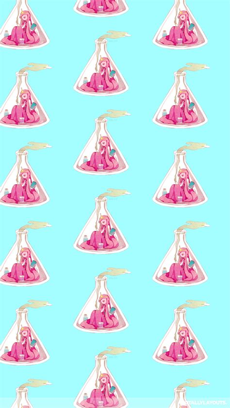 Adventure Time Characters Princess Iphone princess bubblegum adventure time iphone wallpaper wallpapers