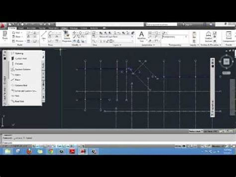 remove grid from layout view autocad creating a layout grid from linework on autocad