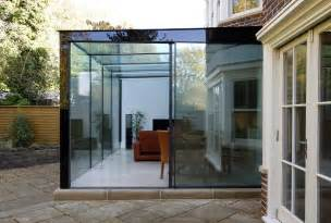 Garage Addition Designs expert advice planning a modern glass extension your