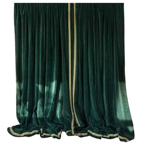 velvet drapes on sale elegant large pair of french velvet drapes for sale at 1stdibs