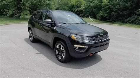 100 2017 Jeep Compass Latitude Black Highlights Of