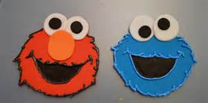 cookie monster and elmo together pictures to pin on