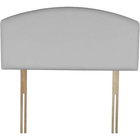 grey single headboard buy airsprung maxwell single headboard grey at argos co