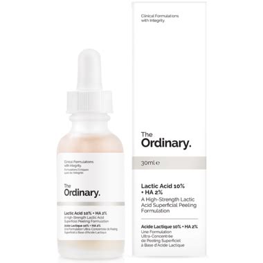 Sale Bravura Lactic Acid 10 buy the ordinary lactic acid 10 hyaluronic acid 2 at
