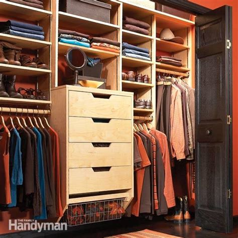 Closet Ways by Easy Ways To Expand Your Closet Space Family Handyman