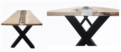 Epoxidharz Tisch Polieren by Anleitung Epoxidharz Tisch Mit Beleuchtung Rivertable