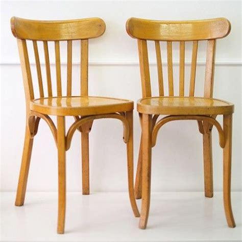 Baumann Chaise by 4 Chaises Baumann Style Bistrot D 233 Co