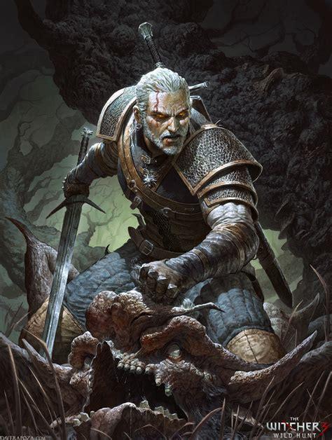 wild hunt witcher 3 werewolf the witcher 3 wild hunt by daverapoza on deviantart