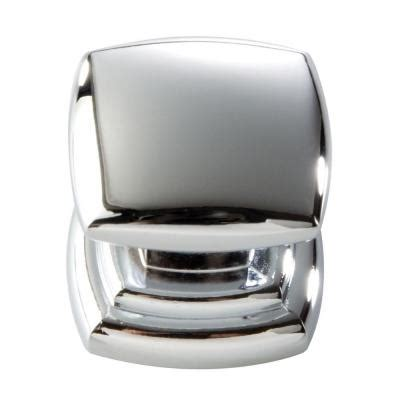 kitchen cabinet hardware chrome door knob from lowe s