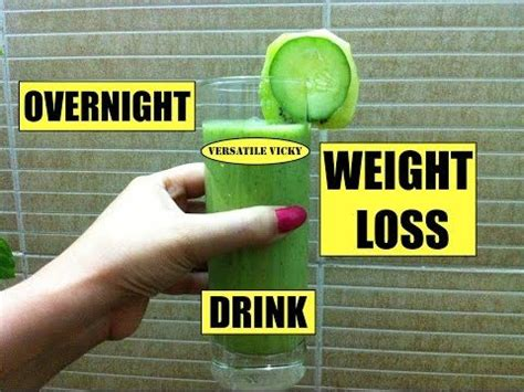 Overnight Detox Drink by How To Lose Weight Fast 10 Kg In 2 Weeks Overnight