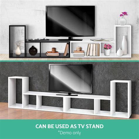 diy display cube l shelf sidetable cabinet storage corner