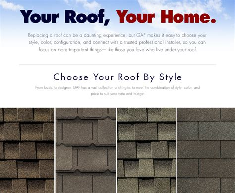 shingle styles gaf roofing shingles styles colors
