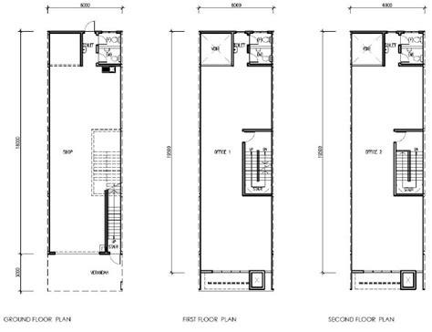 layout plan malaysia prominence 3 storey shop office layout penang property talk