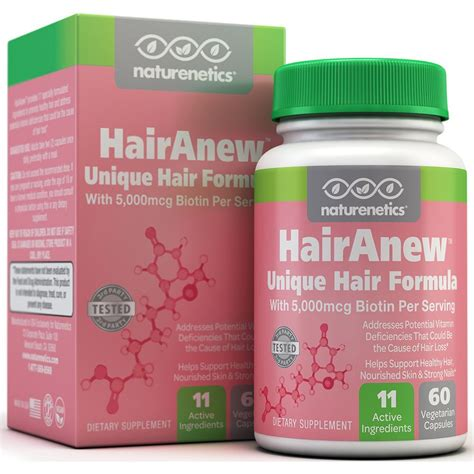 what causes hair growth tablets buy hairanew unique hair growth vitamins with biotin