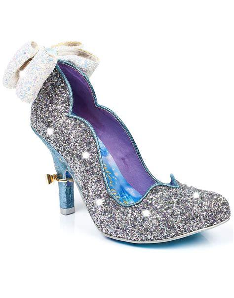 sparkling shoes for irregular choice sparkling slipper disney cinderella shoes