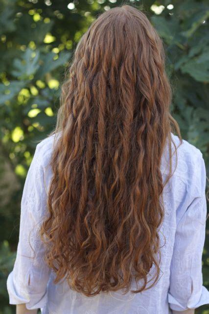 hair from behind the long hair loom just got a haircut