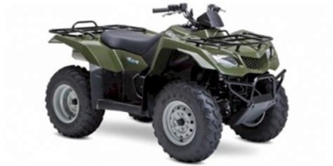 2009 Suzuki King 400 Review 2009 Suzuki Kingquad 400 As Reviews Prices And Specs