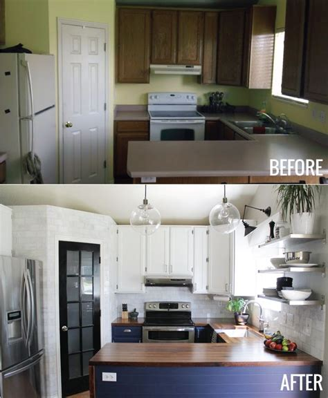 the kitchen before and afters countertops cabinets and