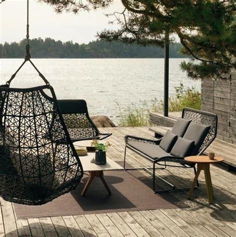 mobilier jardin design mobilier de jardin design original par urquiola design feria