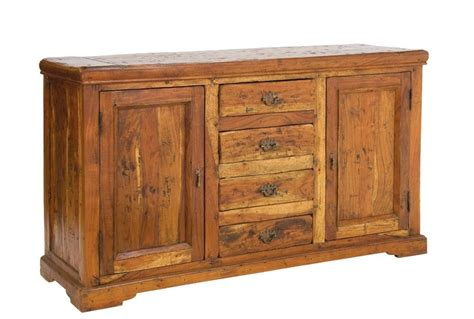 credenze country credenza country buffet rustici