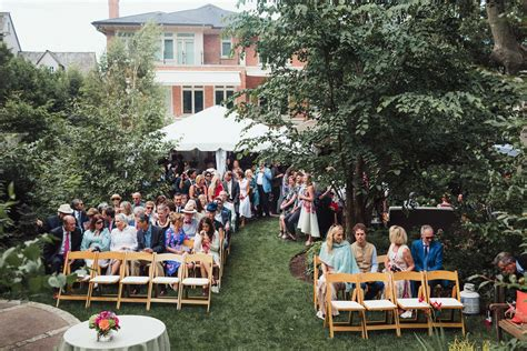 having a wedding in your backyard pro s and cons of having a backyard wedding in toronto