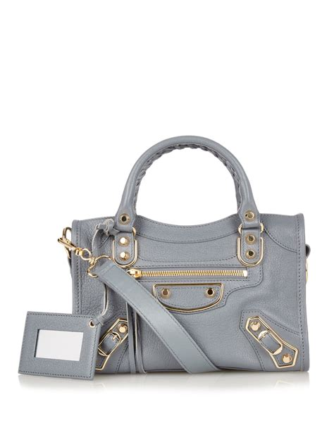 Balenciaga Mini And City Edge balenciaga classic mini city metallic edge cross bag