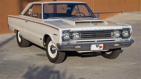 plymouth belvedere 1967 1967 plymouth belvedere ii t166 kissimmee 2011