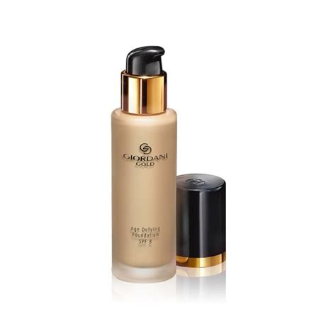 Eyeshadow Giordani Gold maquillaje antienvejecimiento spf 8 giordani gold