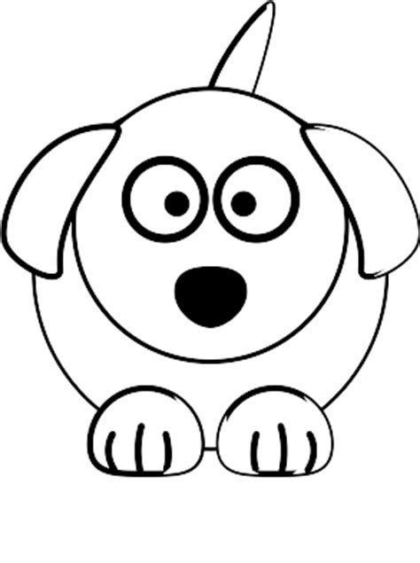 puppy clipart black and white clipart black and white clipart panda free clipart images