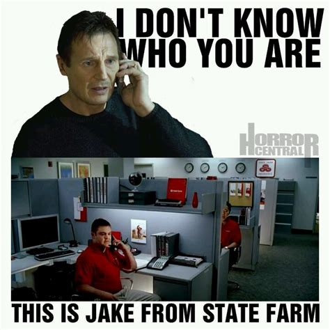 Jake State Farm Meme - 17 best images about jake from state farm on pinterest