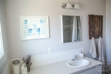 renovating a bathroom on the cheap remodelaholic diy bathroom remodel on a budget and