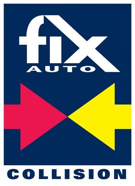 fixer logo fix collision logo from fix auto portland in portland or 97214
