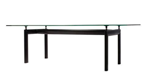 Le Table Lc6 Eettafel Van Le Corbusier