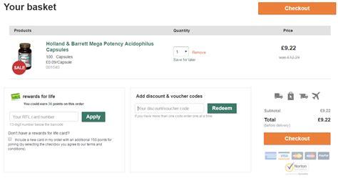 discount vouchers uk shopping holland barrett voucher codes discount codes get 163 15
