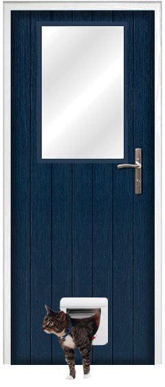 Cat Doors For Exterior Doors Composite Doors With Cat Flaps