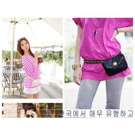 Tas Pinggang Traveling Running Bags tas pinggang wanita luxury waist bag 1534 black jakartanotebook